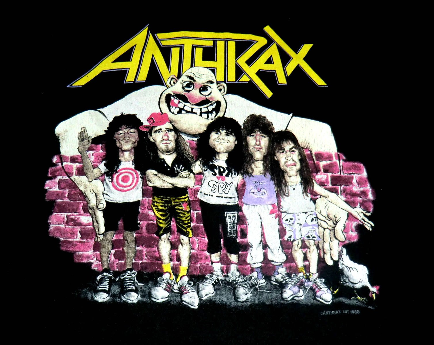 Anthrax Wallpapers 149SI53 029 Mb   4USkY 1508x1200