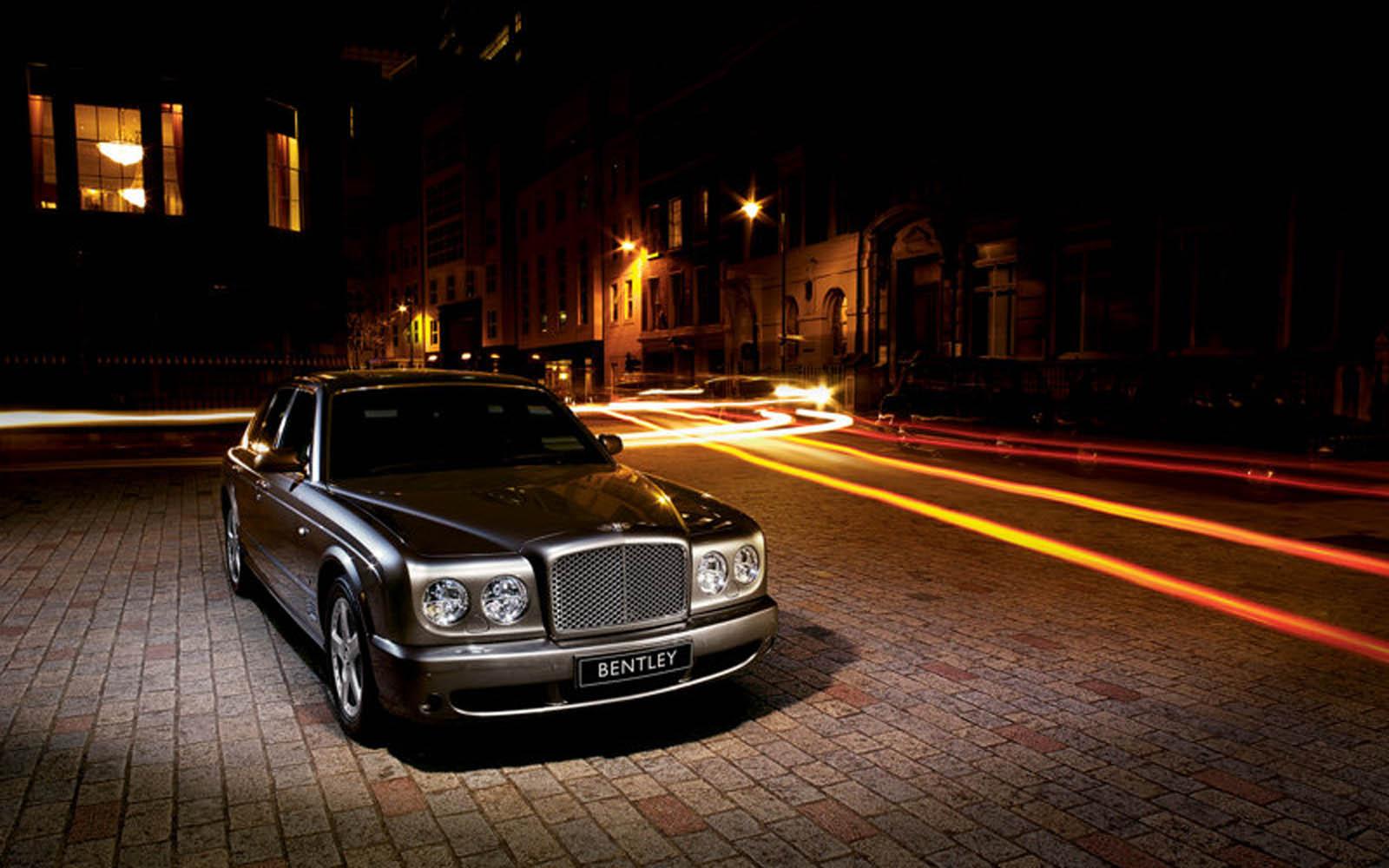 Bentley Arnage Car Wallpapers wallpaper 1600x1000