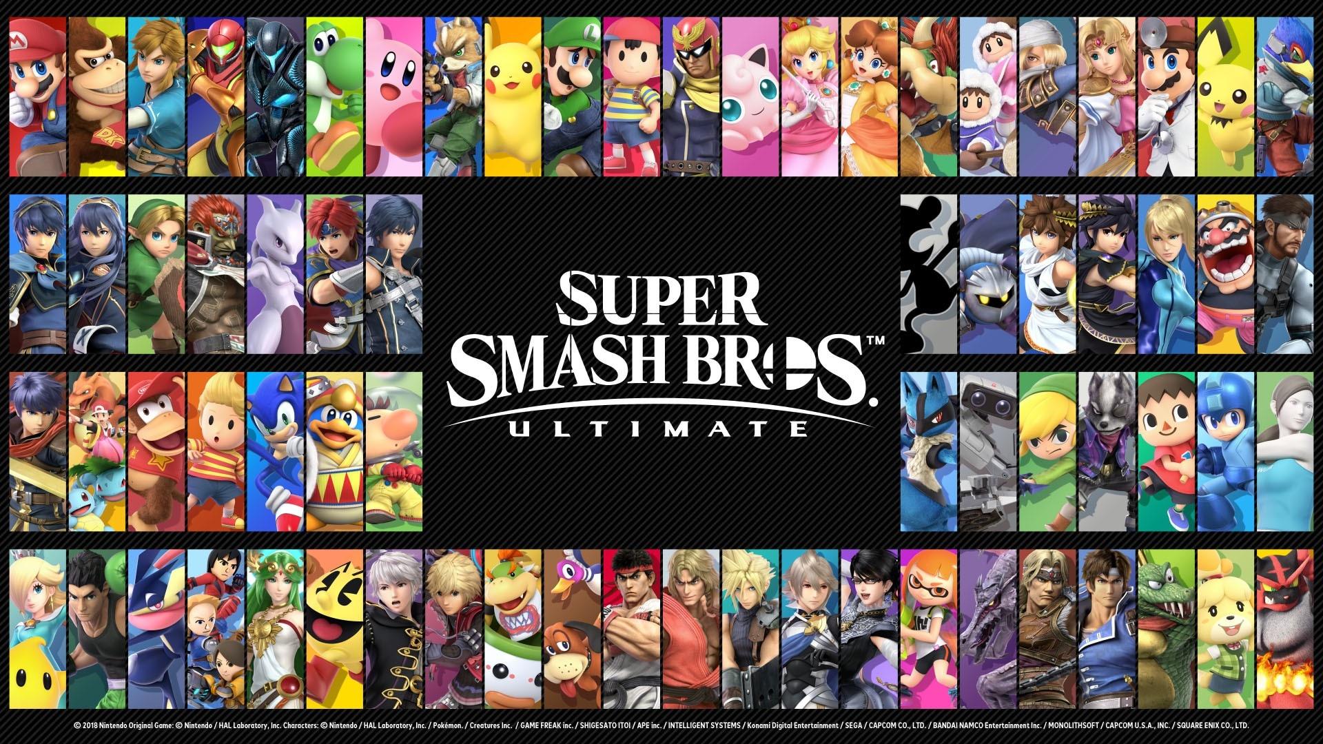 Free Download Super Smash Blog Super Smash Bros Ultimate For The