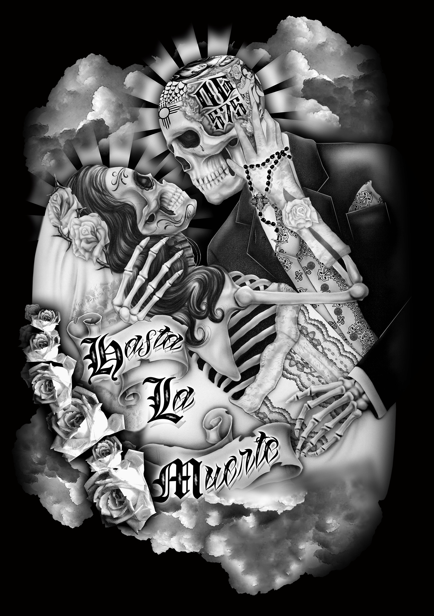 Free download Lowrider Arte Wallpaper