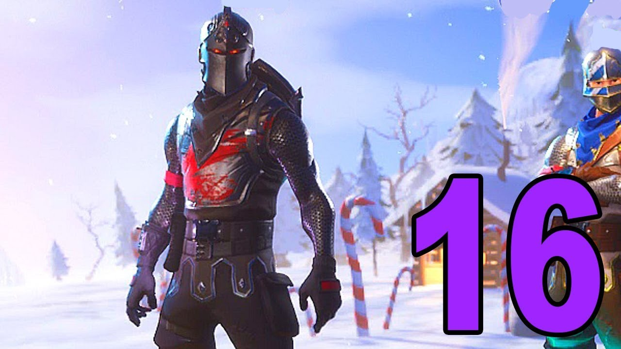 Free Download Fortnite Pic Black Knight Legendary Skin Fortnite
