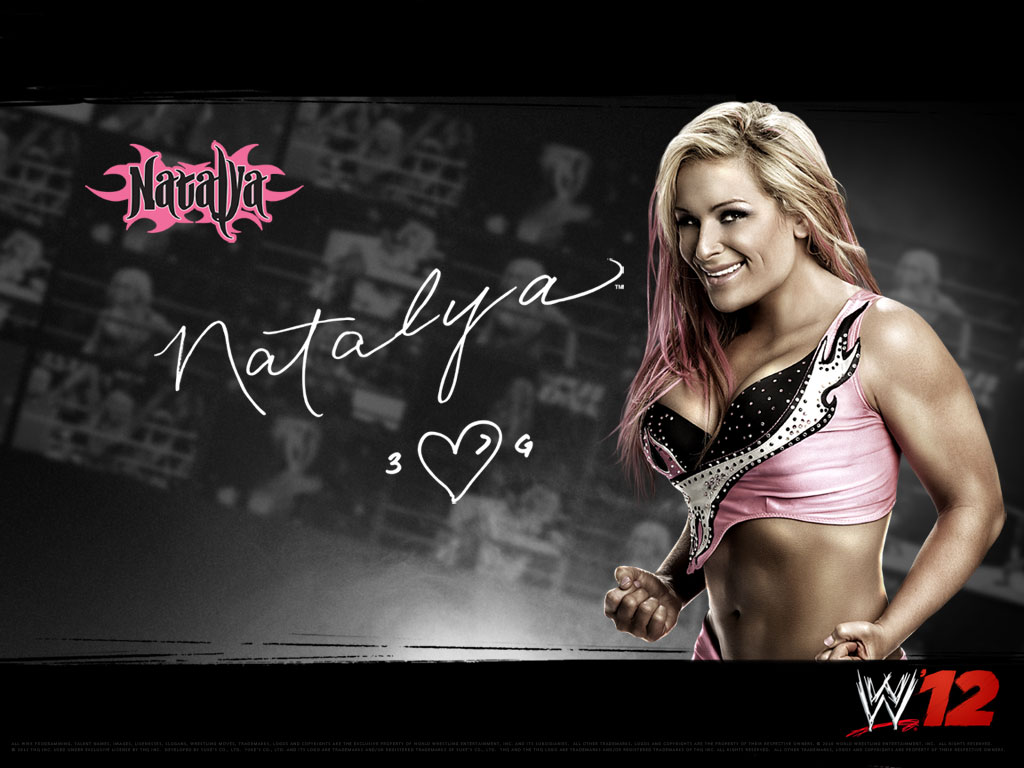 WWE Natalya HD Wallpapers 2012 Wrestling All Stars 1024x768
