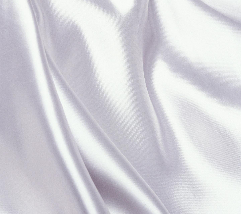 White satin wallpaper wallpapersafari for Silk wallpaper