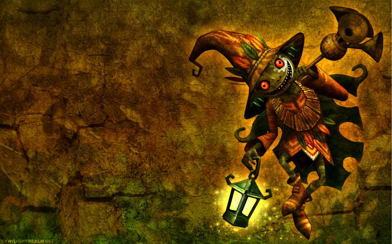 Epic Legend of Zelda Wallpaper 1440x900
