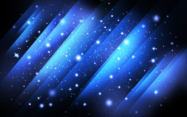 to create Abstract Starfield Background in Photoshop CS5 Photoshop 600x375