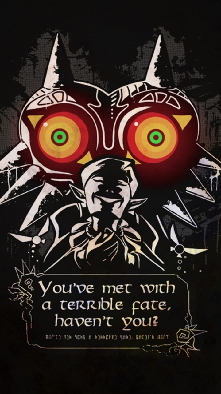 Free Download Video Gamethe Legend Of Zelda Majoras Mask 720x1280