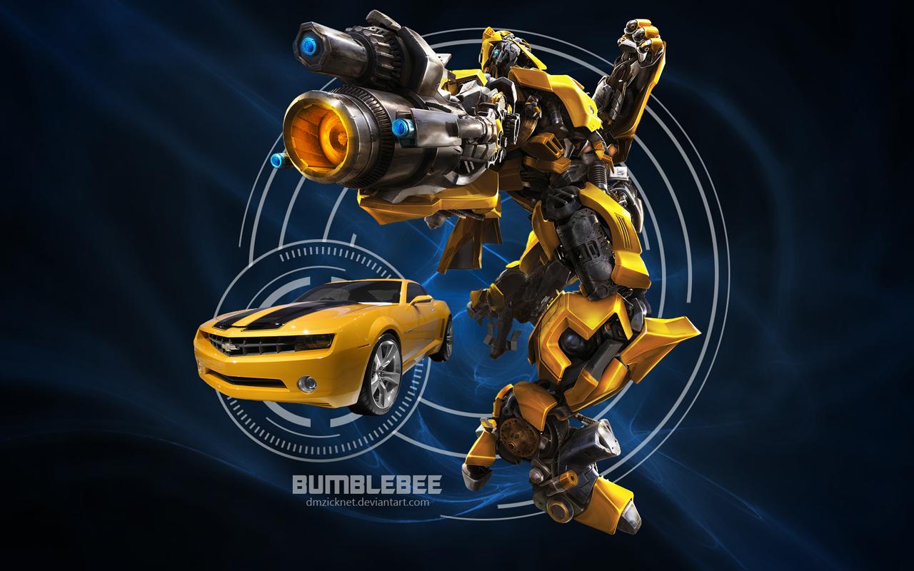 Bumblebee Transformers id 34940 1280x800
