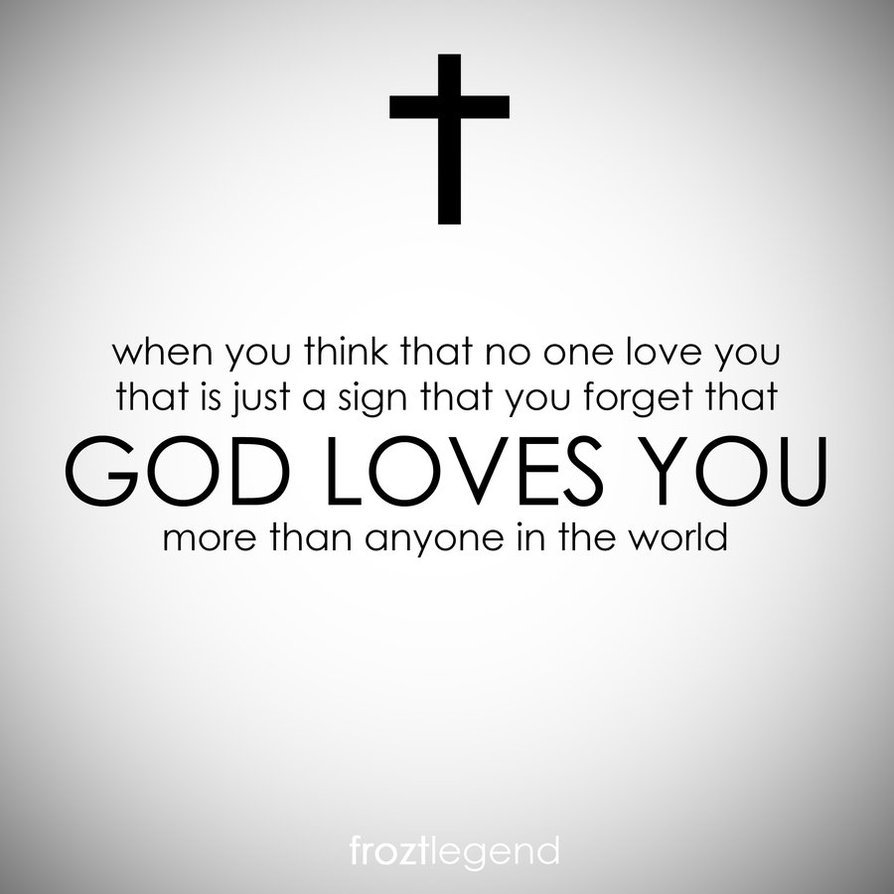 God Loves You Wallpaper God love you by froztlegend 894x894