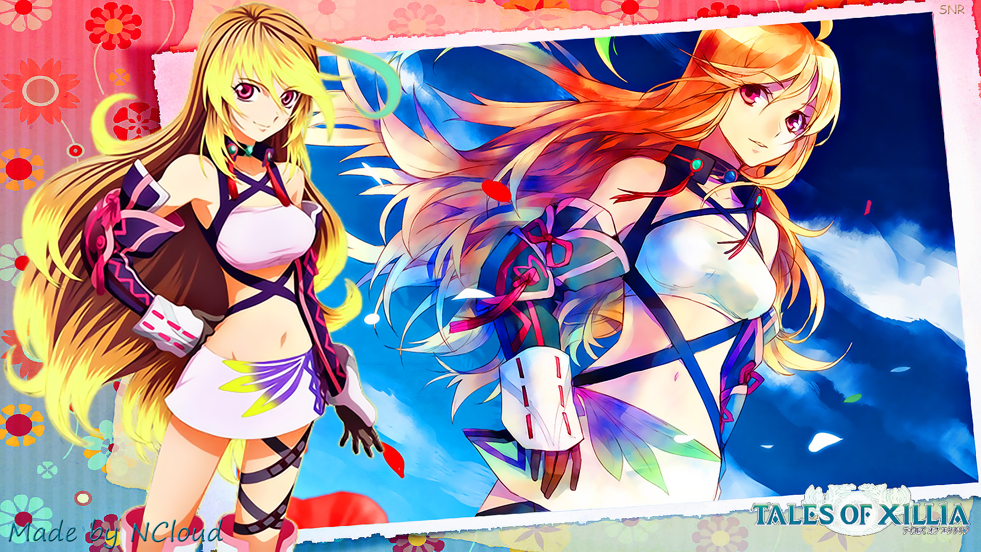 5 Tales Of Xillia HD Wallpapers Backgrounds   Wallpaper 1920x1080