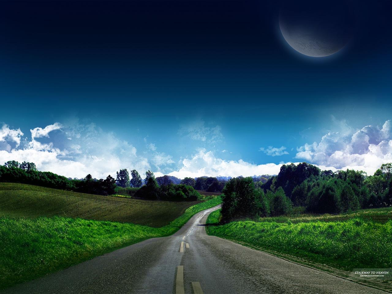 Zimmer Imagines Heaven Spads Literary Potpourri 1280x960