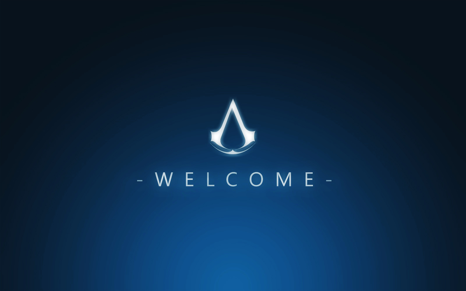 Assassins Creed Logo HD Wallpapers Download Wallpapers in HD for 1600x1000