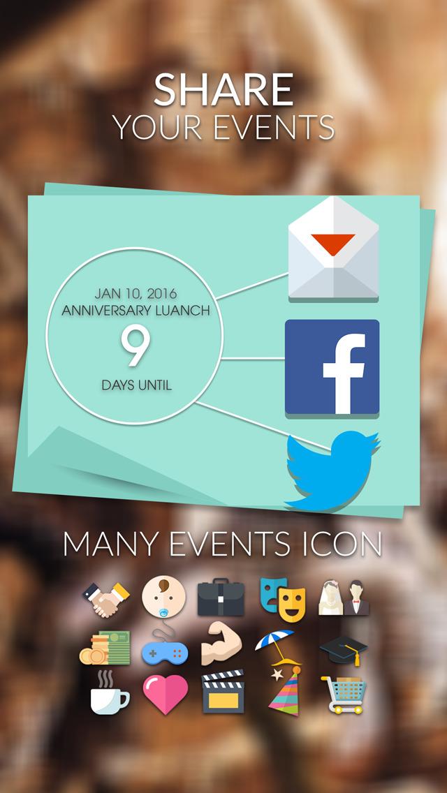 Screenshots   Event Countdown Fashion Wallpaper   American Western 640x1136