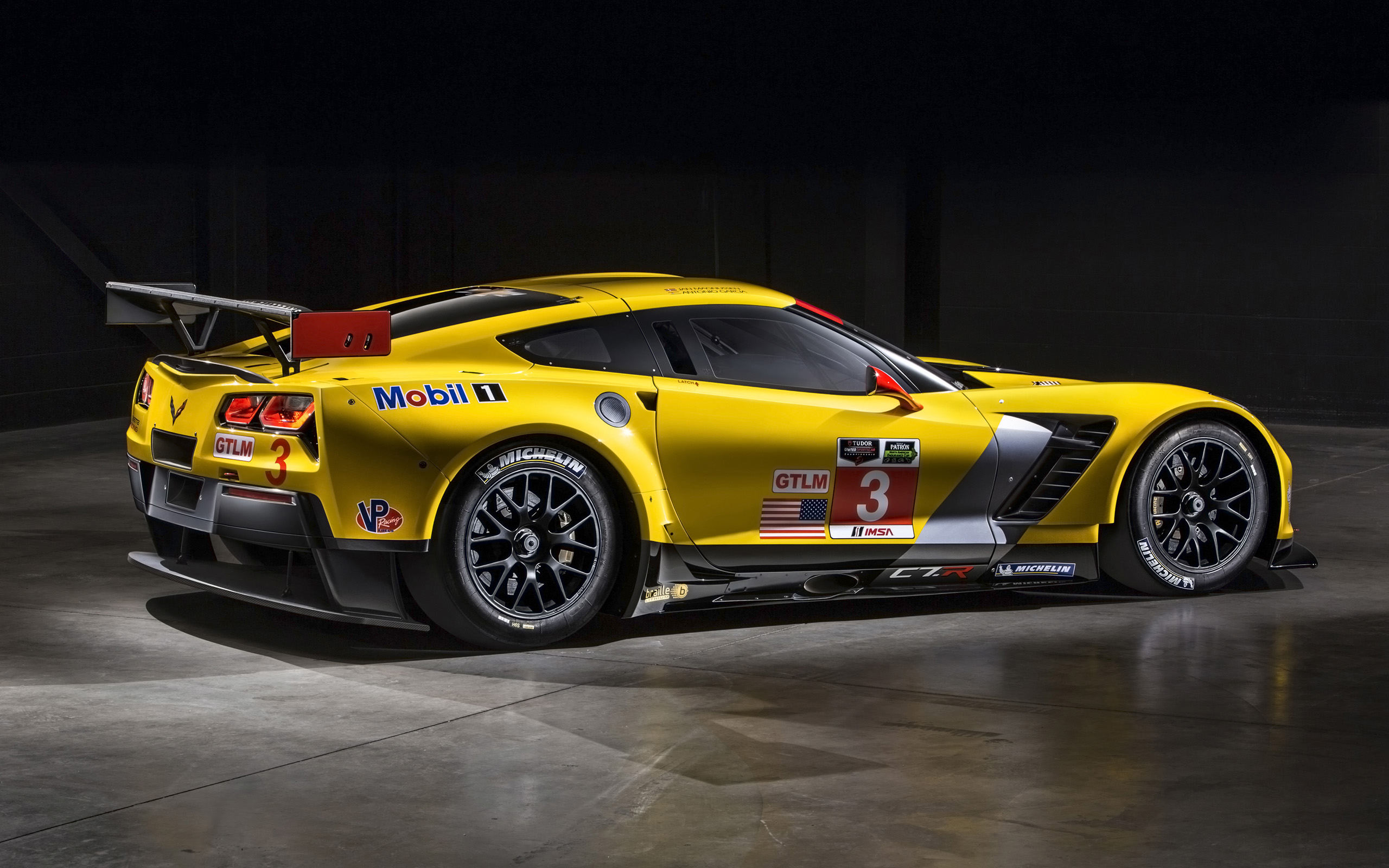 2014 Chevrolet Corvette C7 R 2 Wallpaper HD Car Wallpapers 2560x1600