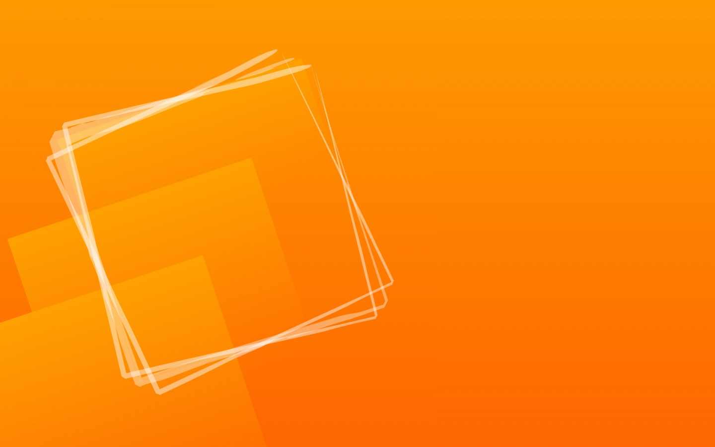1440x900 Orange square desktop PC and Mac wallpaper 1440x900