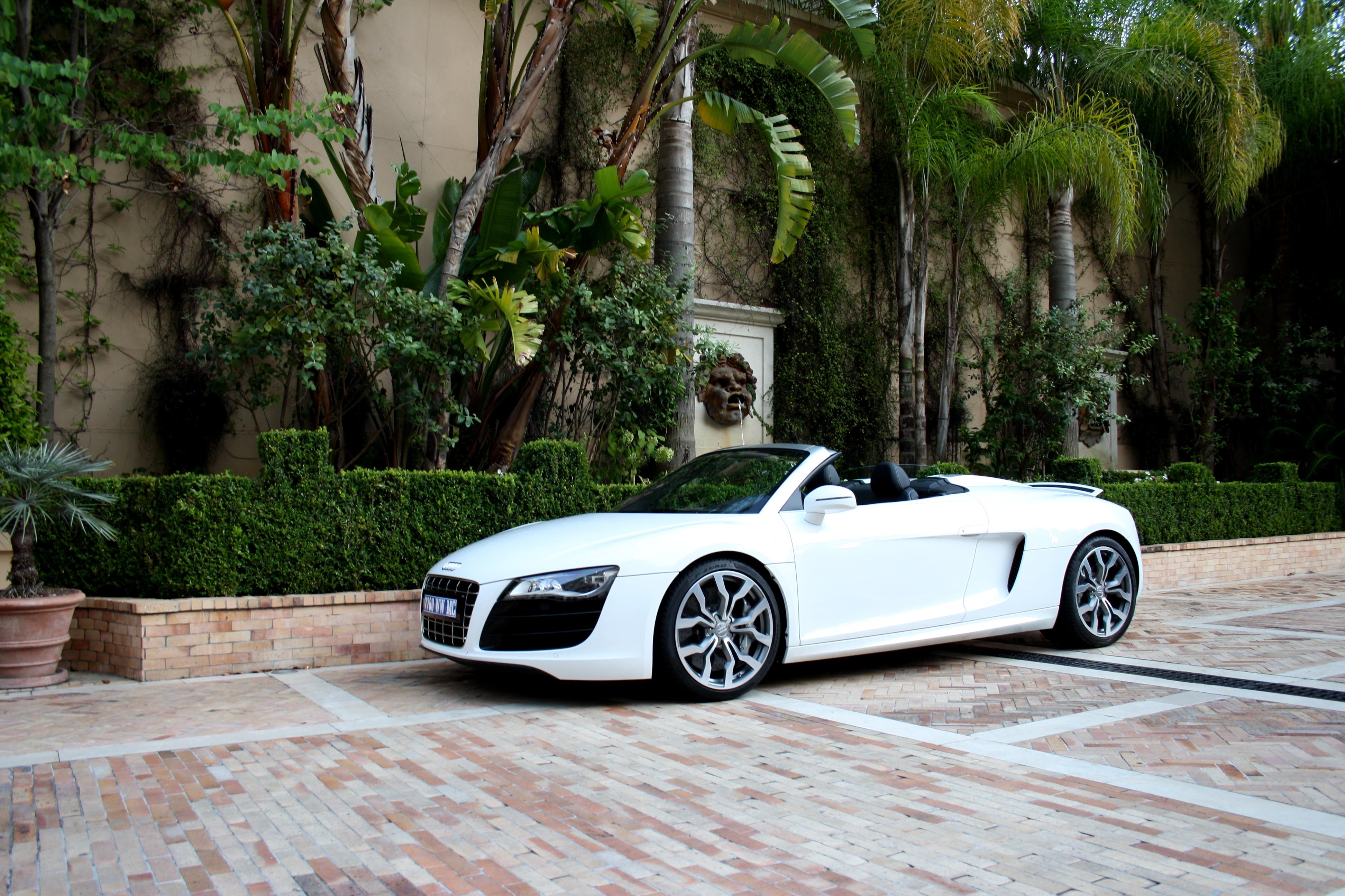 Audi R8 Spyder wallpaper 3888x2592 177174 WallpaperUP 3888x2592