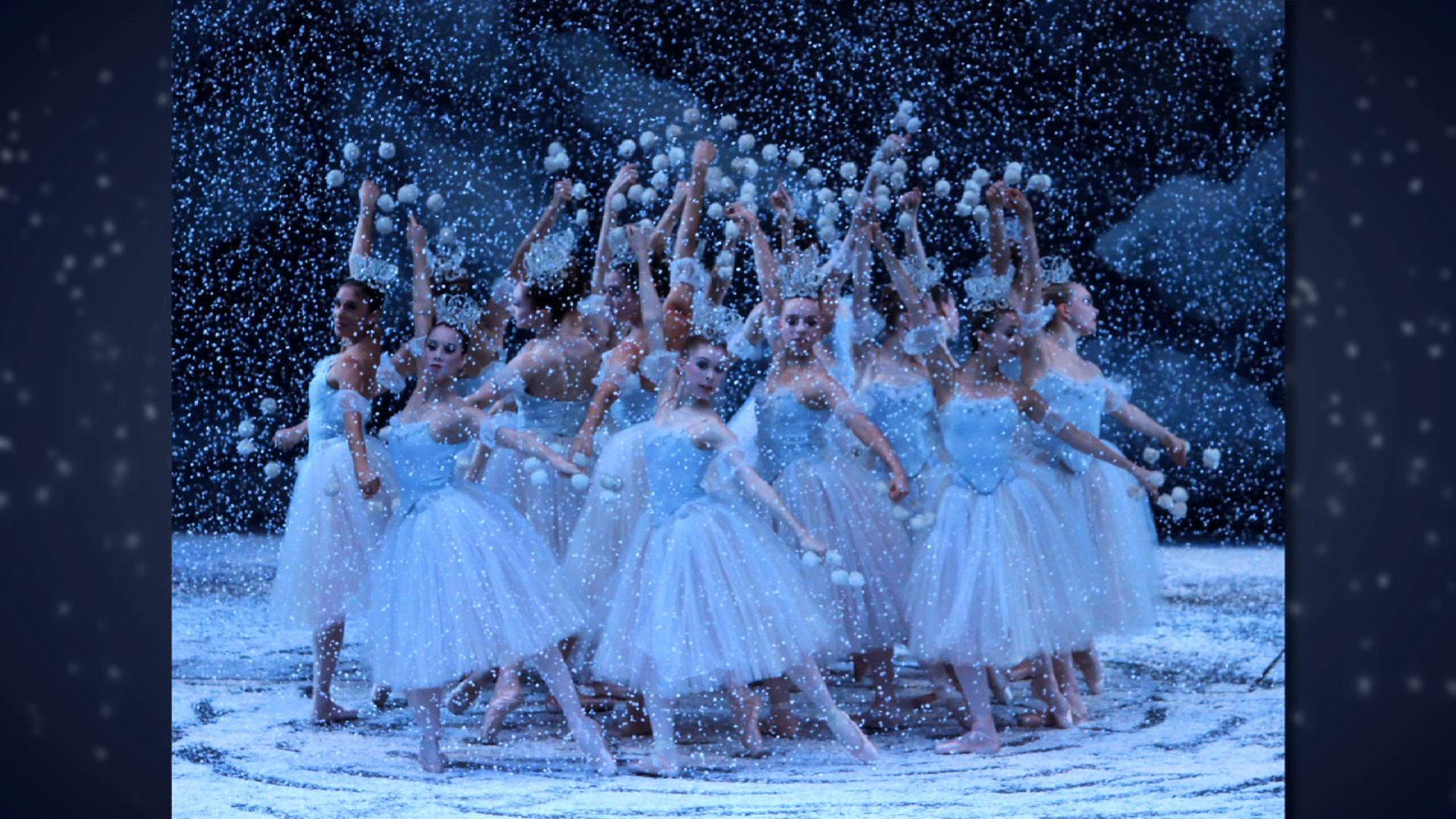 Nutcracker Ballet Wallpaper - WallpaperSafari