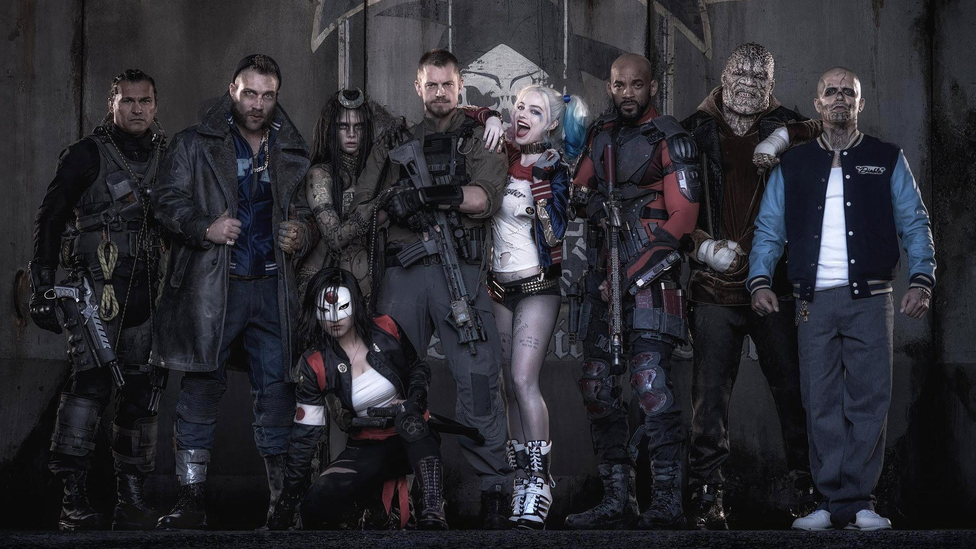 Suicide squad 2016 wallpaper full hd wallpapers for 1080p 1920x1080