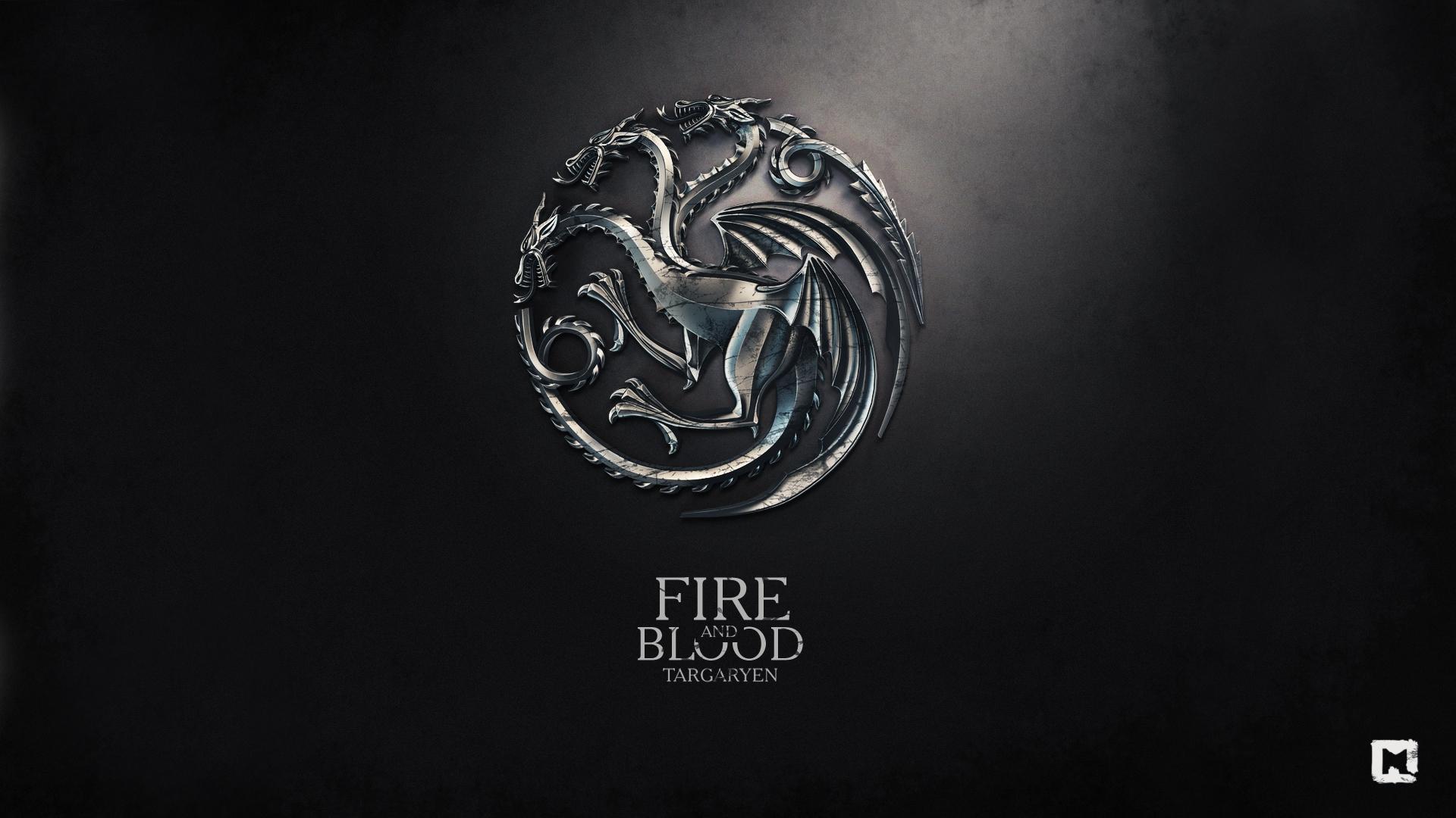 Get House Targaryen Sigil Game of Thrones Wallpaper 1920x1080 1920x1080