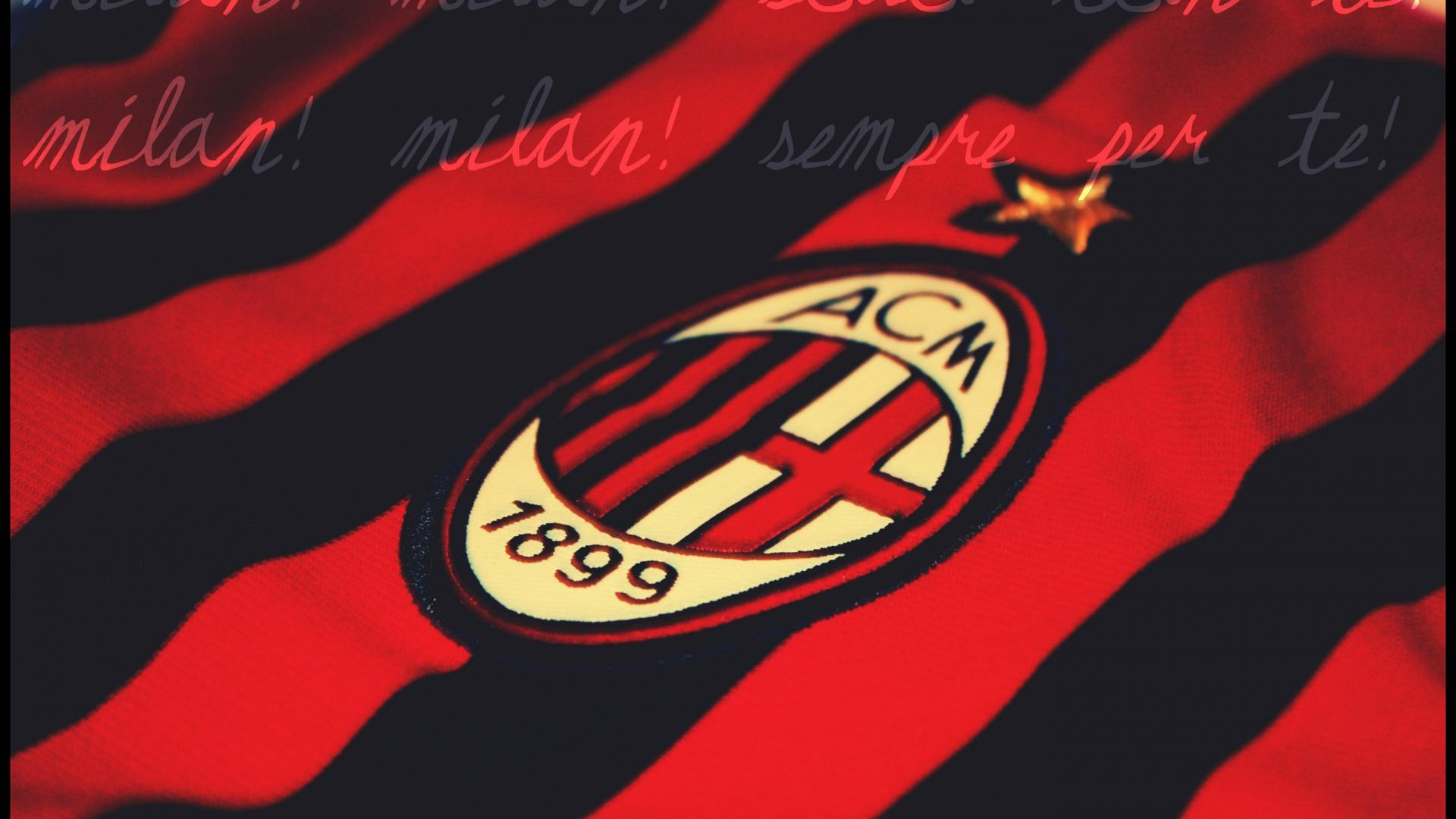 Fashion ac milan wallpaper 65688 1920x1080