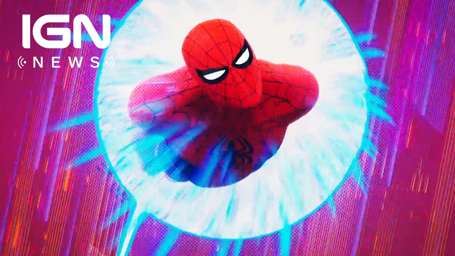 Spider Man Into the Spider Verse Sequel In Development   IGN News 1920x1080
