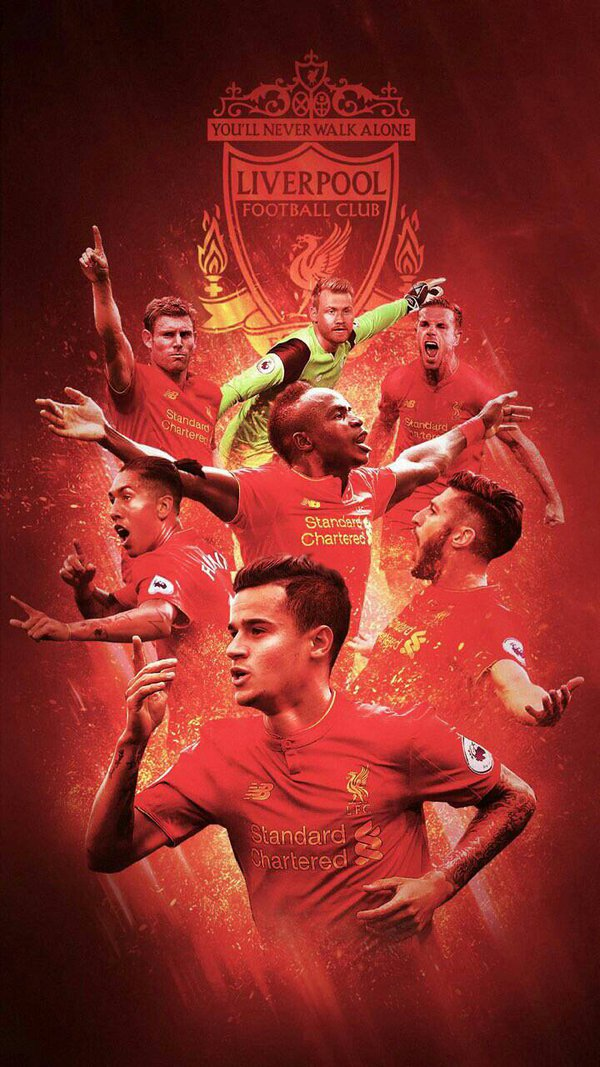 Liverpool Hd Wallpaper by MahbodZz 600x1067