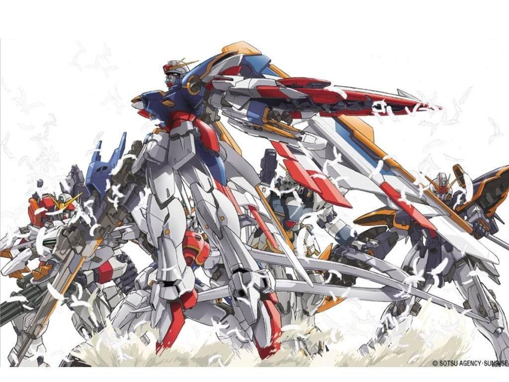 509 gungundam wingmechamobile suit gundamwallpaperwhitejpg 1024x768