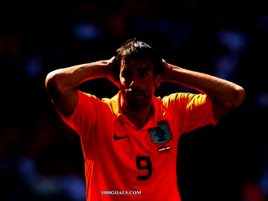 Ruud van Nistelrooy wallpapers 1000 Goals 1024x768