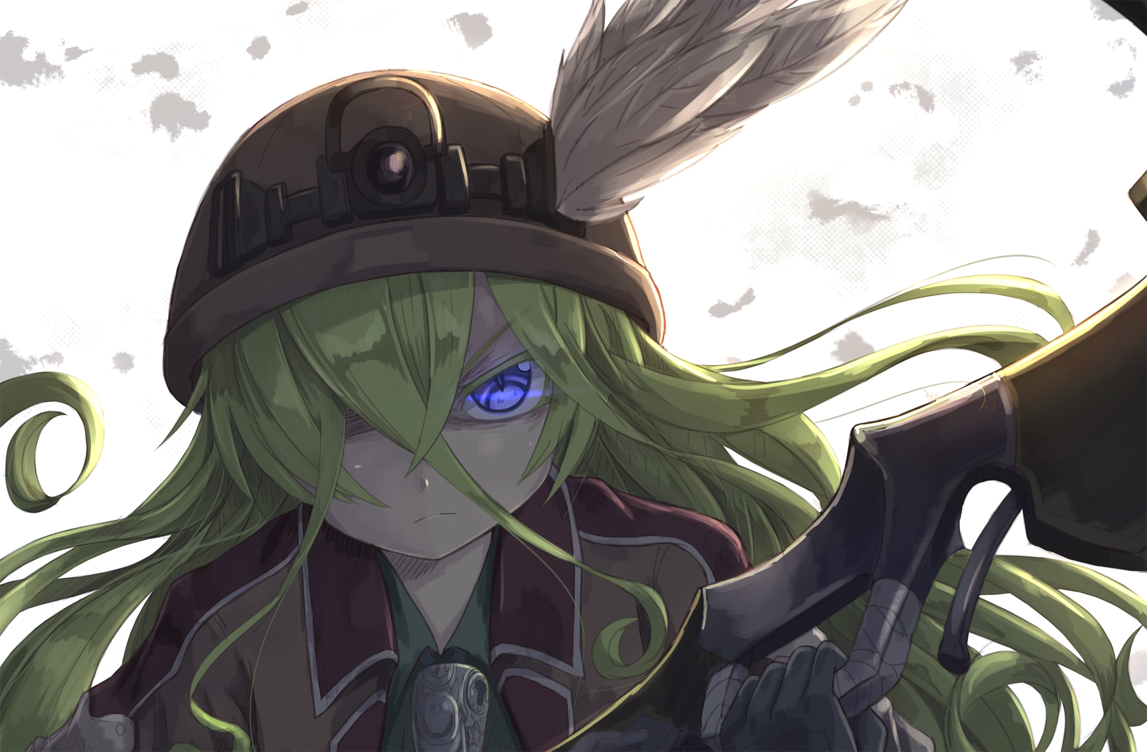 Lyza Made in Abyss Image 2152044   Zerochan Anime Image 2288x1500