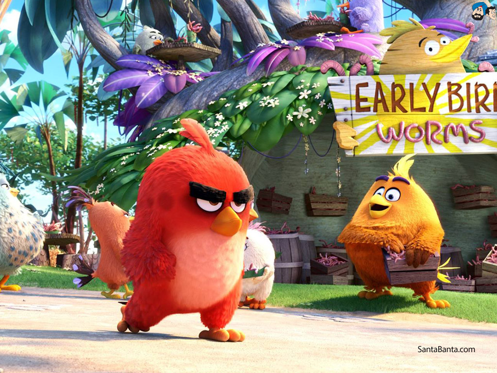 angry birds 2 movie in hindi 2016 download
