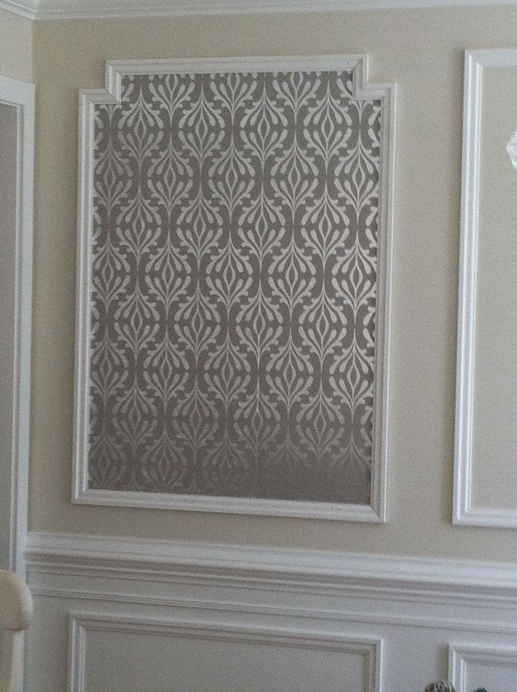 Wallpaper Crown Molding Wallpapersafari