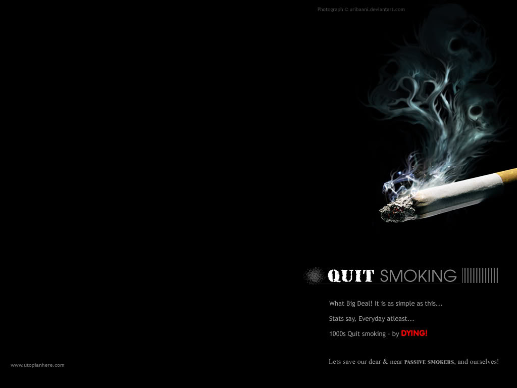 45] Quit Smoking Wallpaper on WallpaperSafari 1024x768