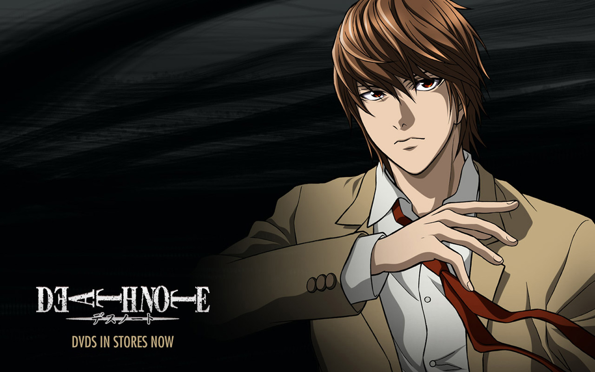 Light Yagami Wallpaper 1920x1200 Wallpapers 1920x1200 1920x1200