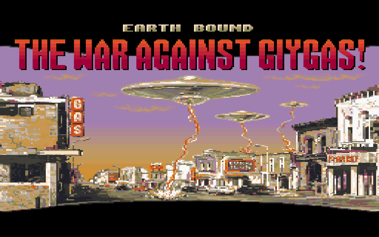 Earthbound Wallpapers 1440x900
