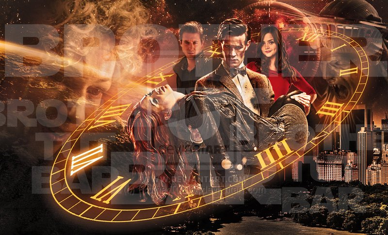 Doctor Who Season 7 Wallpaper Oswin Doctor who series 7 wip by 800x485