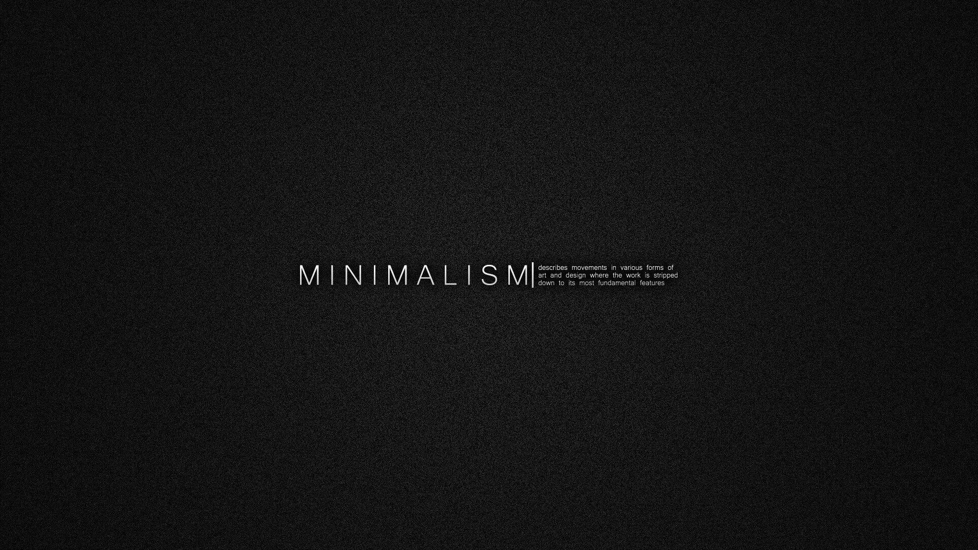 1080p minimalist wallpaper wallpapersafari for Define minimalist design