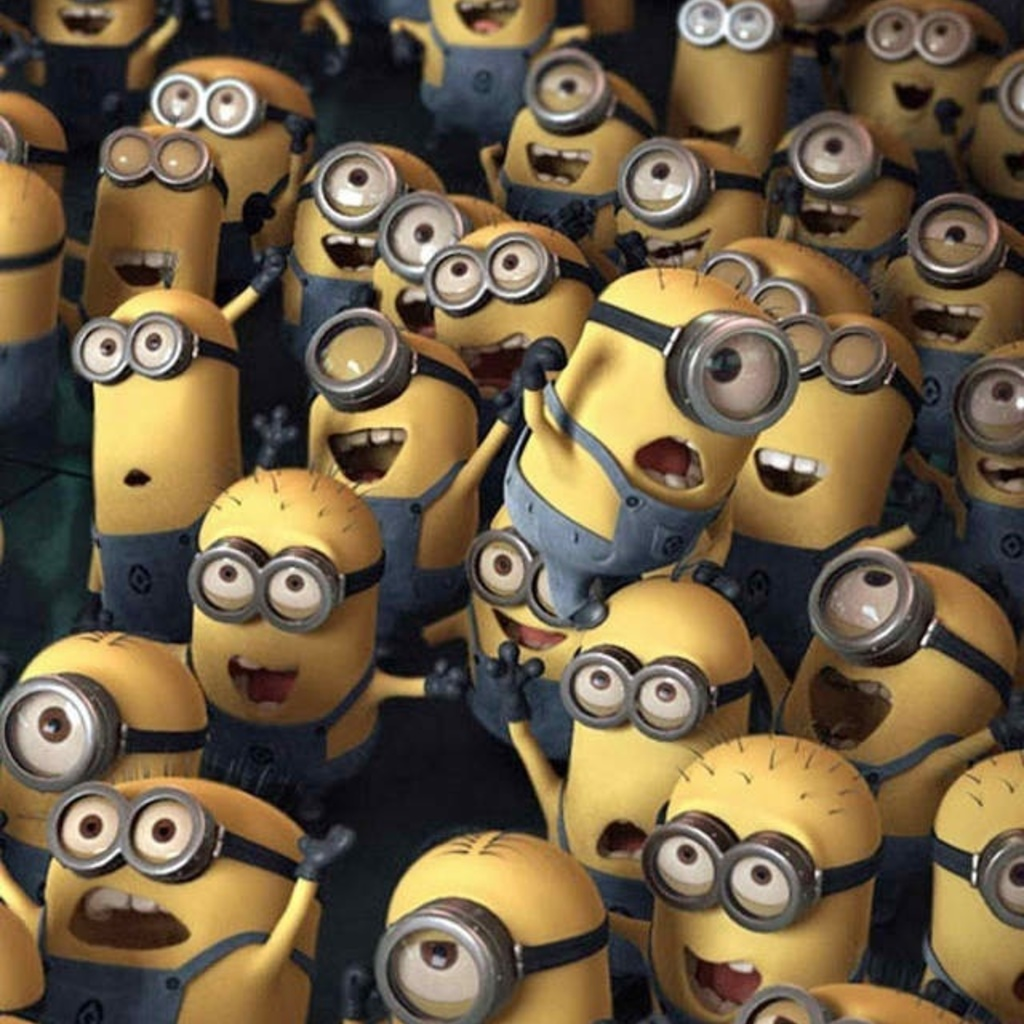 69+ Despicable Me Minions Background on WallpaperSafari