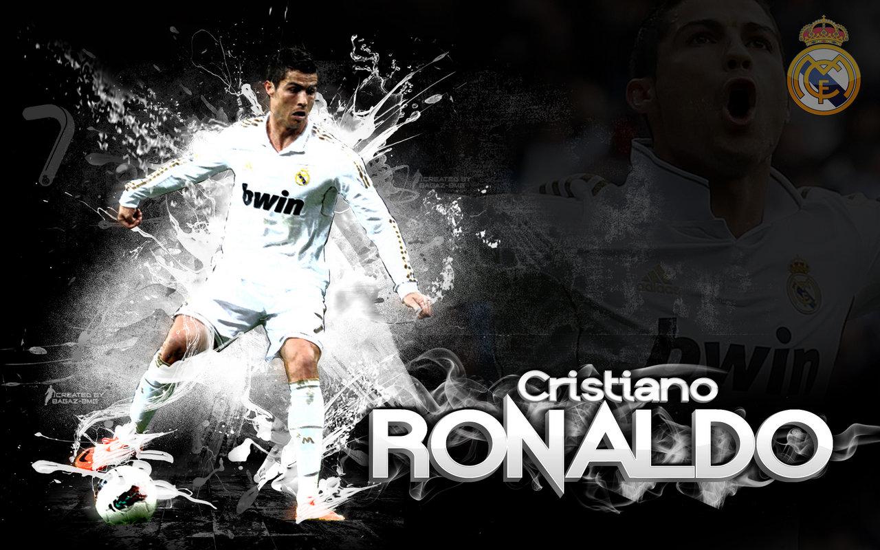 Cristiano Ronaldo Real Madrid 1280x800