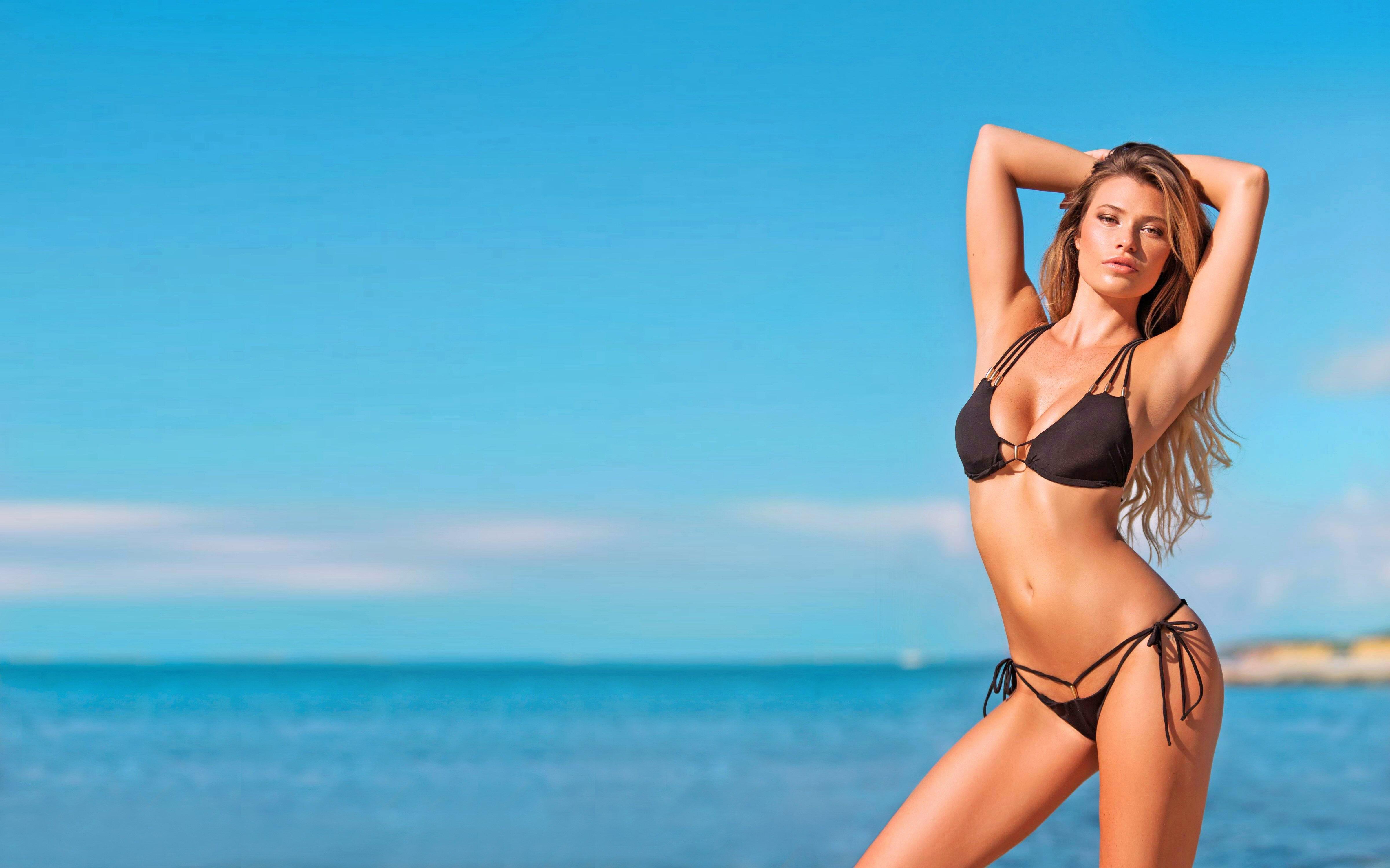 Bikini 4k Ultra HD Wallpaper Background Image 4800x3000 ID 4800x3000