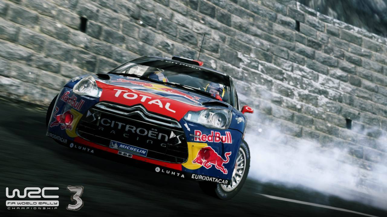WRC 3 Wallpapers In HD GamingBoltcom Video Game News Reviews 1280x720
