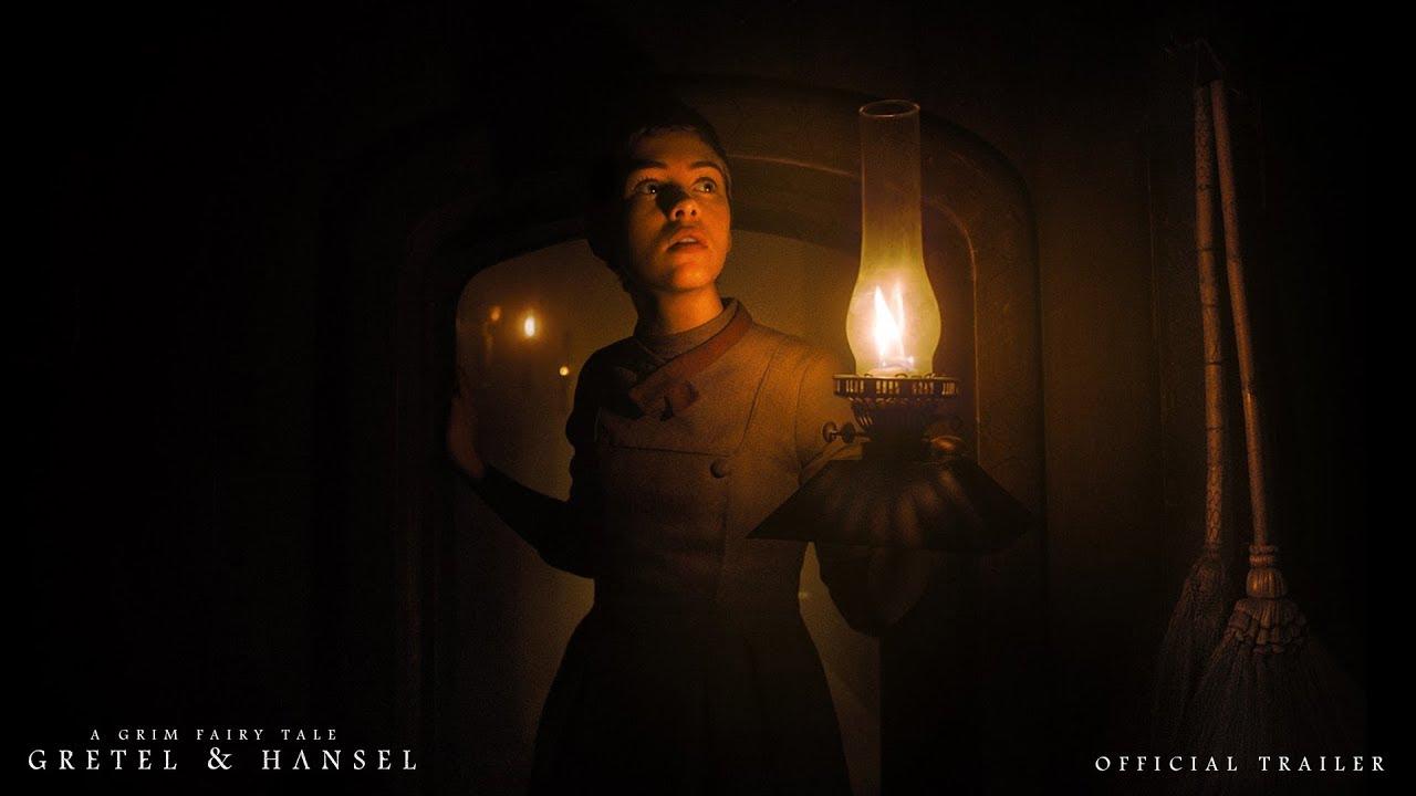 GRETEL HANSEL Official Teaser Trailer 2020 1280x720