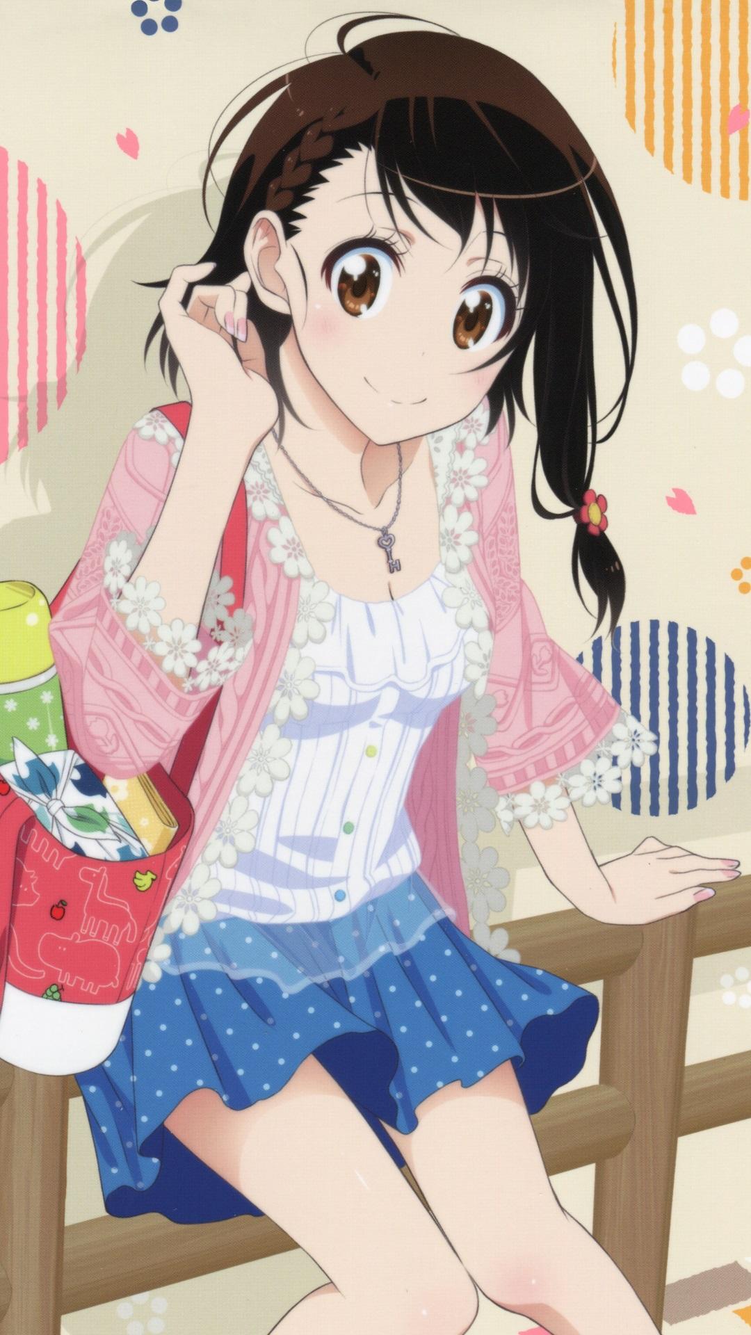 Nisekoi False Love mobile phone wallpapers 1080x1920
