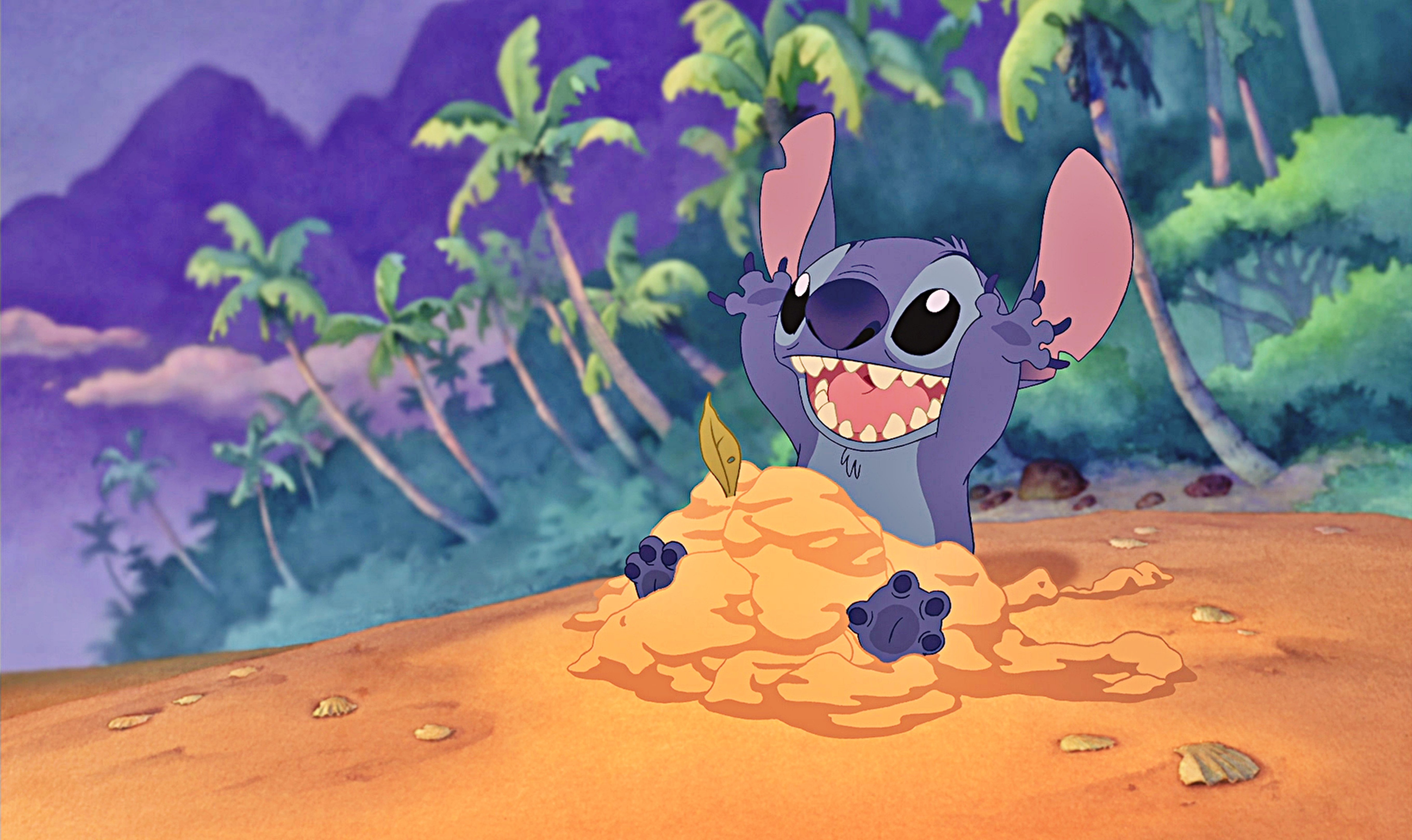 Lilo and Stitch Wallpaper HD for IPhone and Android   iPhone2Lovely 5442x3240