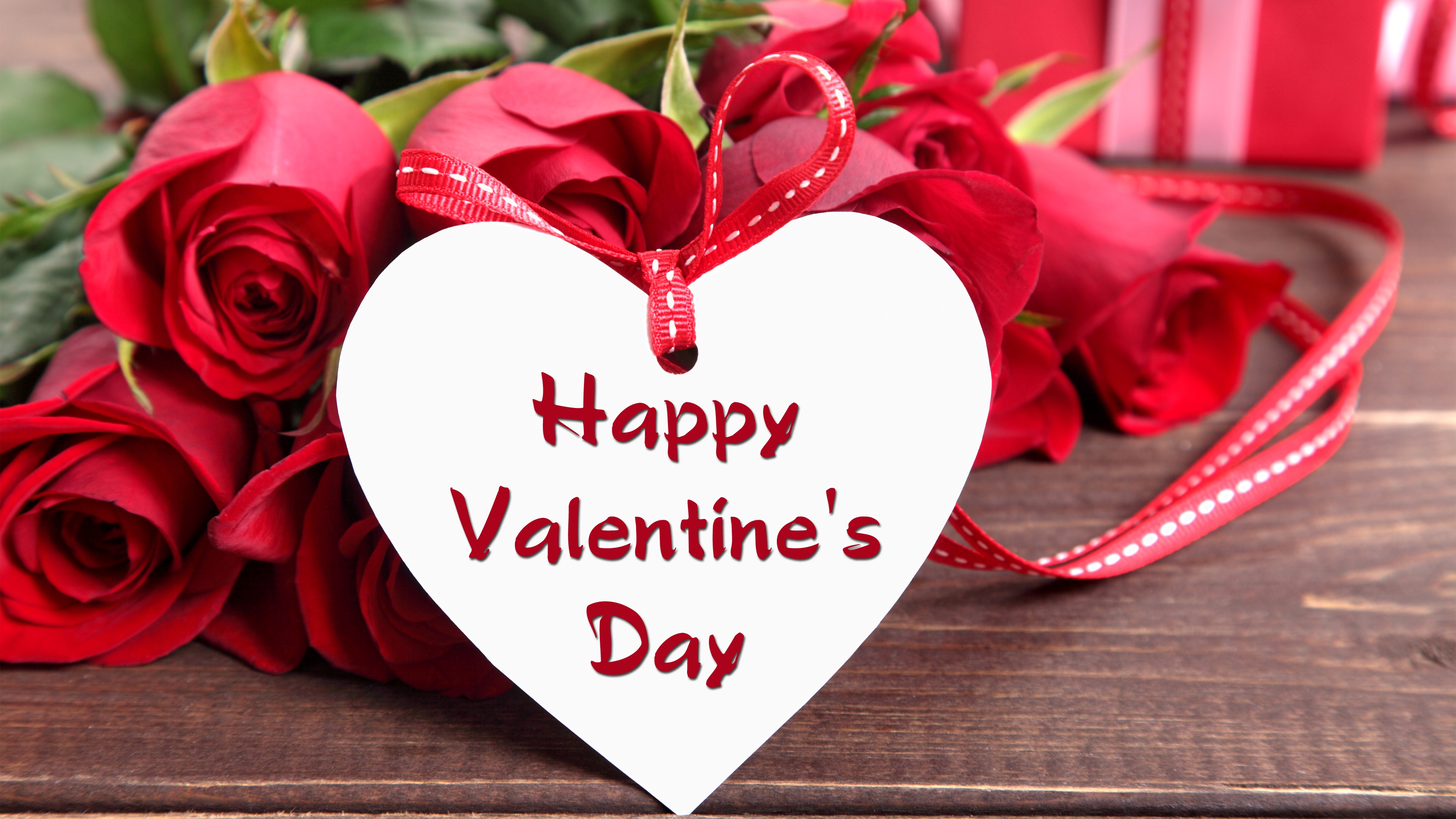 Happy Valentines Day Images Pics Photos Wallpapers 2020 HD 3840x2160
