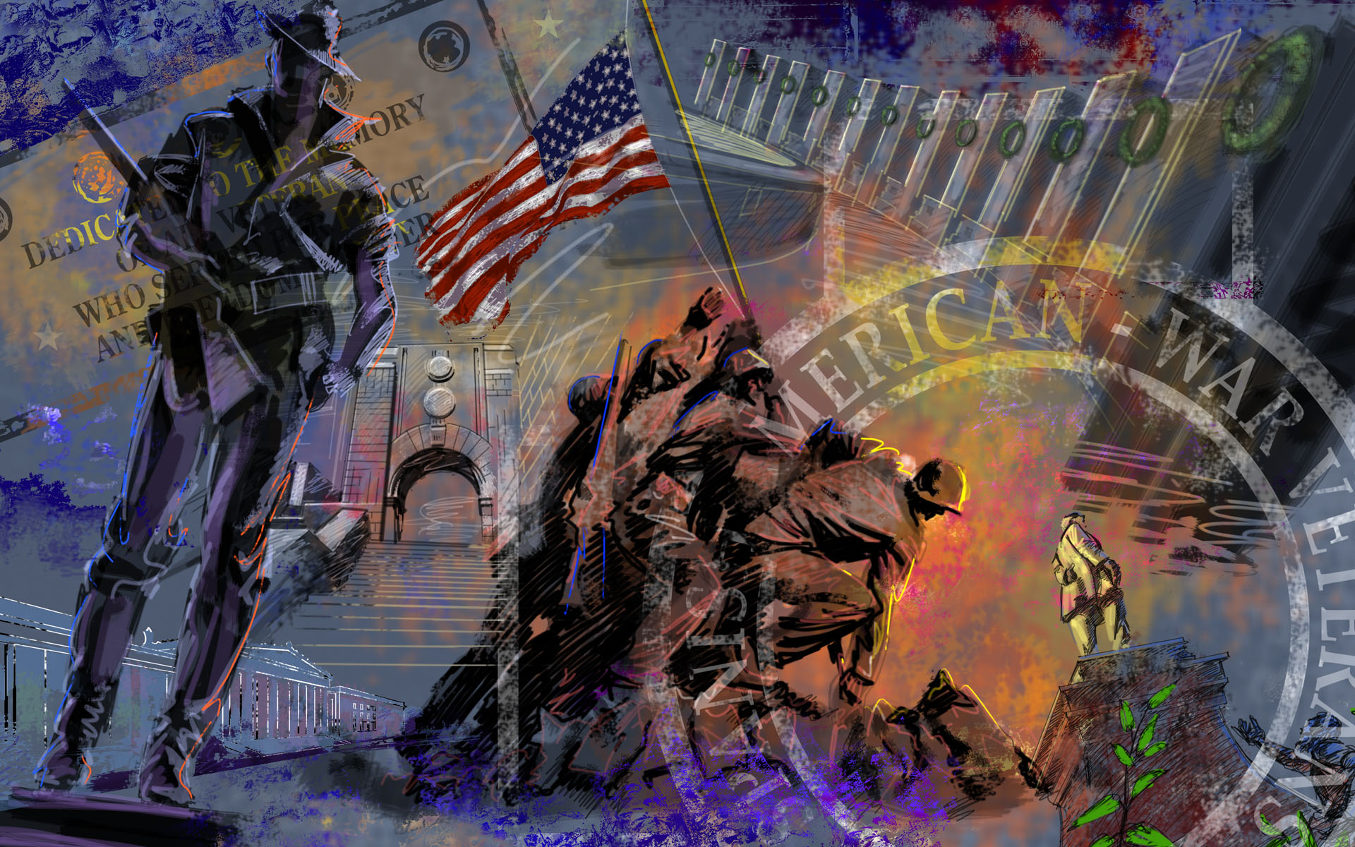 United States Heroes wallpapers and images   wallpapers pictures 1920x1200