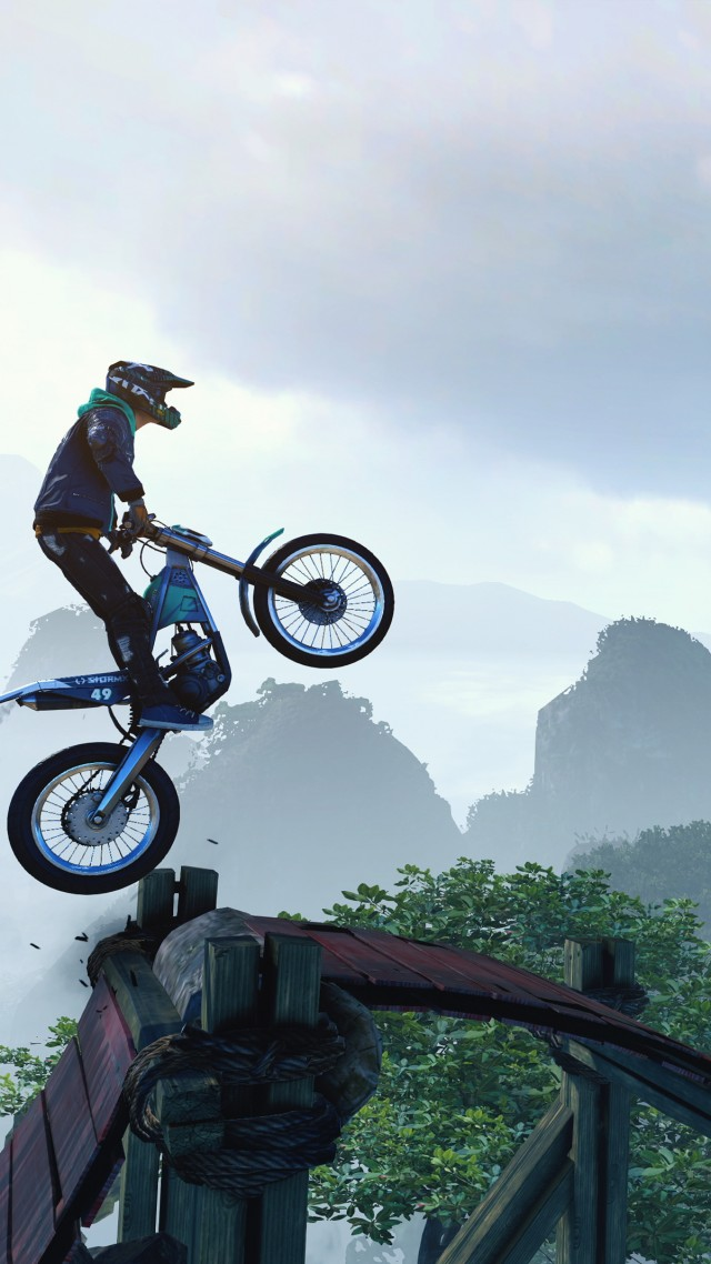 Wallpaper Trials Rising E3 2018 screenshot 4K Games 19110 640x1138