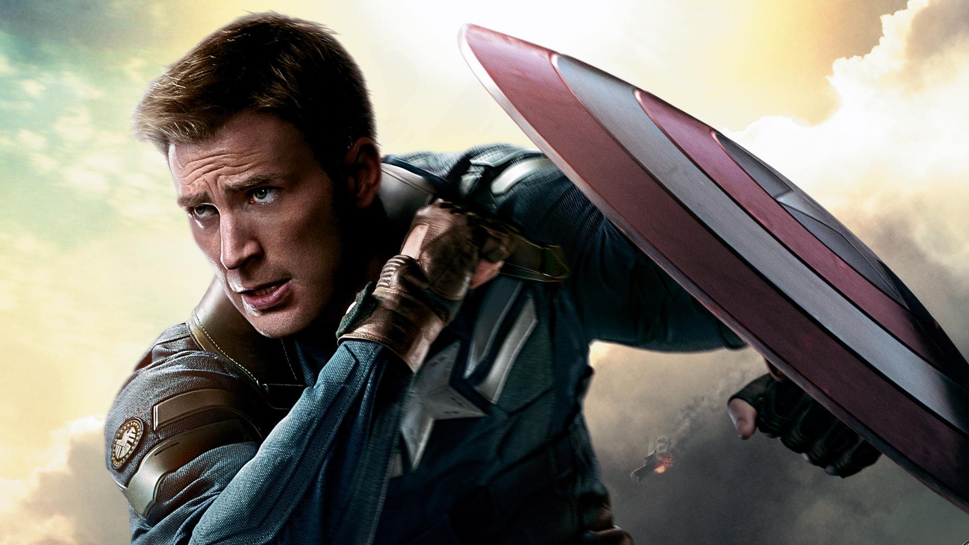 Captain America The First Avenger   wallpaper 1920x1080