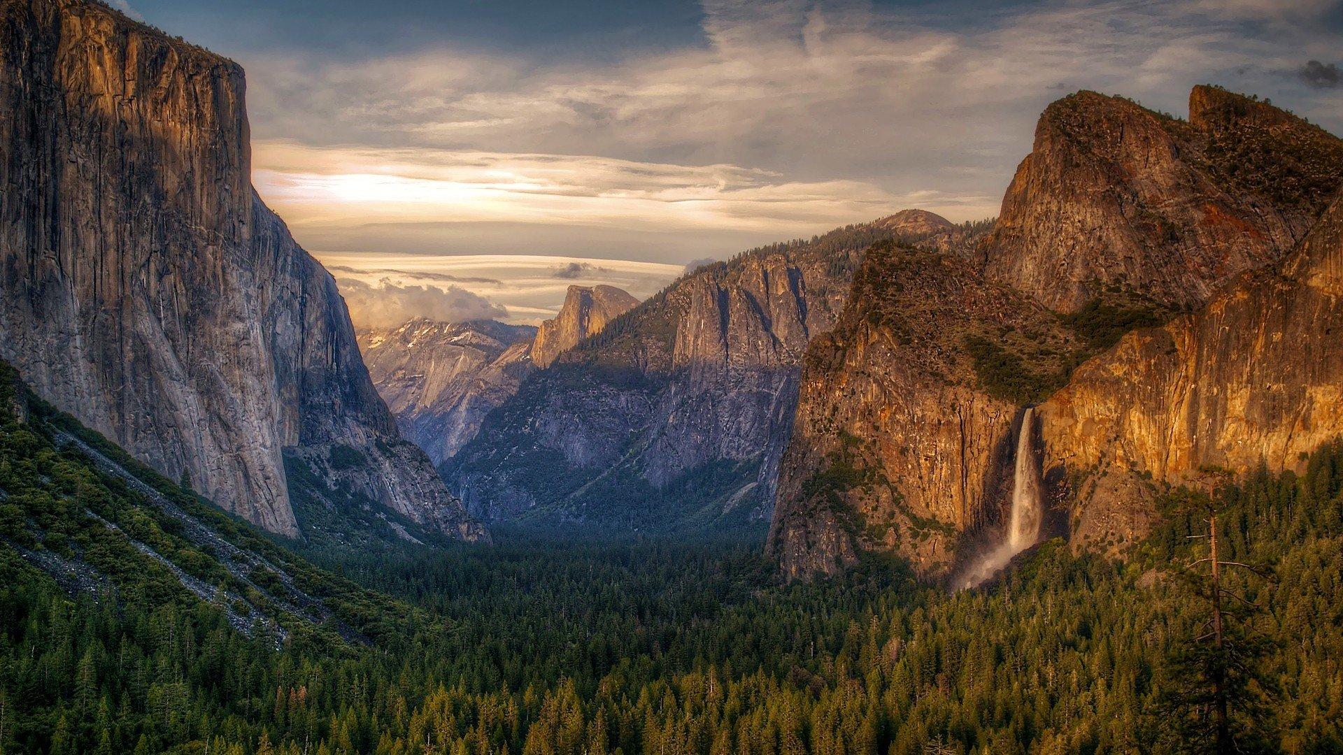 Hd wallpaper yosemite - Yosemite Mountain Landscape Wallpaper Hd 18 High Resolution Wallpaper
