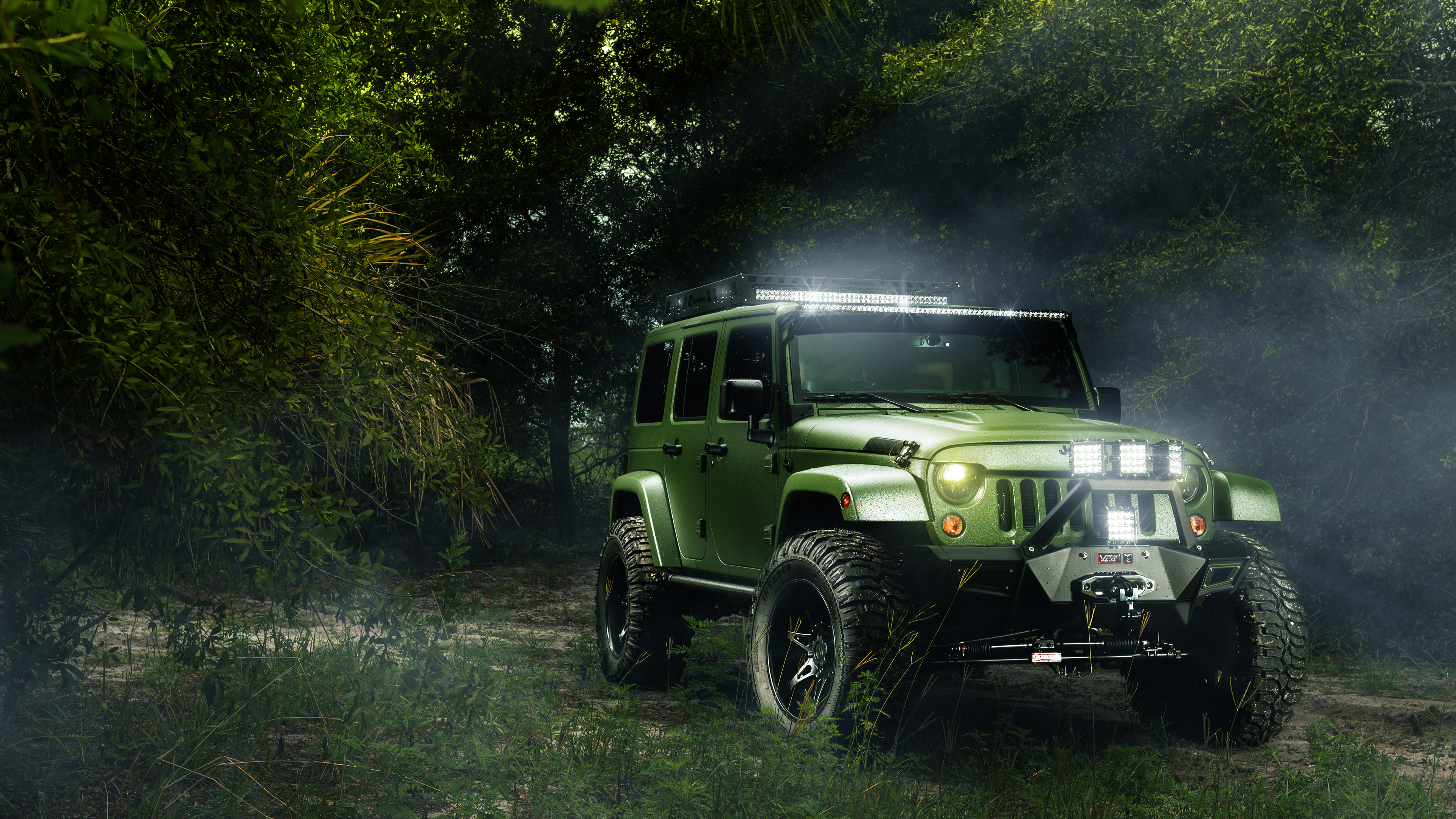 Jeep Wrangler Wallpapers HD Full HD Pictures 3840x2160