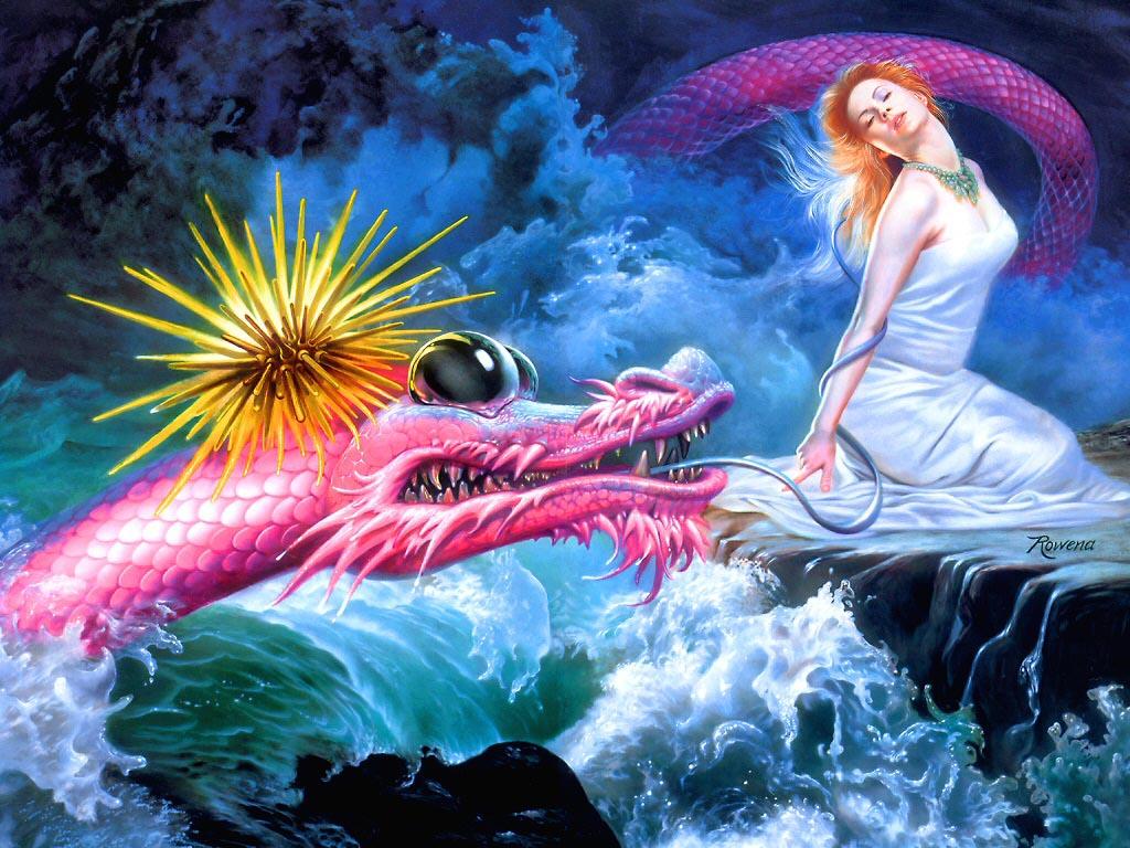 3D Fantasy Art Wallpapers - WallpaperSafari