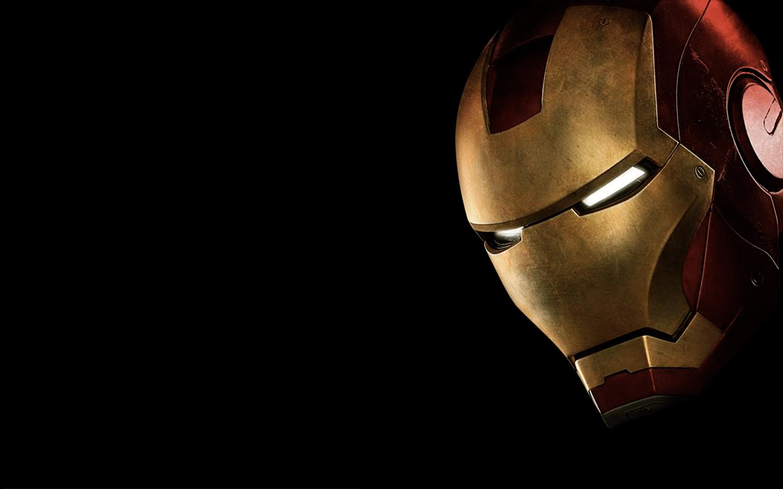 Just Walls Iron Man Movie Character Wallpaper 1440x900